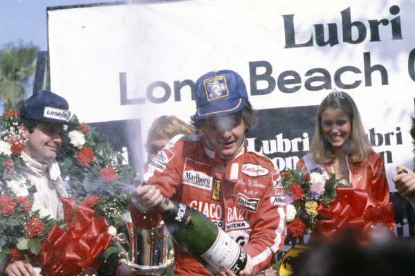 8 avril 1979 – Gilles Villeneuve remporte le GP de Long Beach