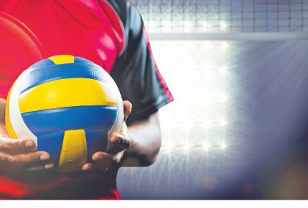 Un tournoi de volley-ball civil ce week-end