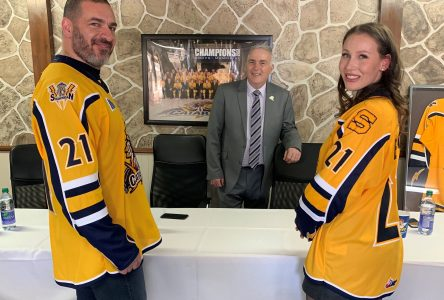 Eye of the Tiger management se joint aux Cataractes